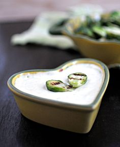 Grilled Brussel Sprouts with Jalapeno-Honey Aioli
