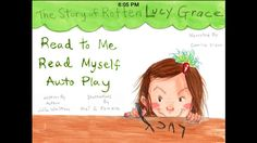 Lucy Grace: Rotten...A must read to help children understand why it's important to have rules & responsibilities! #apps #storybookapps
