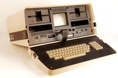 Osborne 1 Computer.