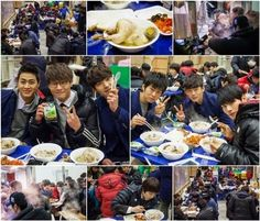 School Choi Daniel Treats The Staff With Luxury Invigorating Meals pinned with Pinvolve Choi Daniel, School 2013, Korean Actors, Korean Drama, Treats, Luxury, Anime, Fictional Characters, Sweet Like Candy