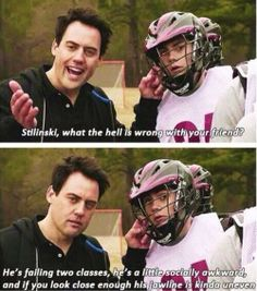This is why we love Stiles.