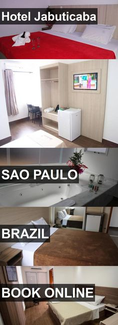 Hotel Jabuticaba in Sao Paulo, Brazil. For more information, photos, reviews and best prices please follow the link. #Brazil #SaoPaulo #travel #vacation #hotel