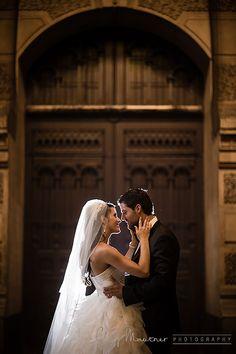 Carla and Dean-Atrium at the Curtis Center Wedding- Philadelphia PA