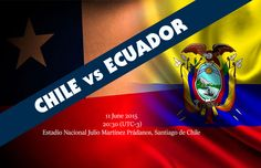 The first match of Copa America 2015 is here. let us just have a brief look over Chile vs Ecuador match preview, strategy analysis and a bit prediction. Chile vs Ecuador Copa America match preview is been given with all latest updates. Latest Updates, Ecuador, Football, America, Let It Be, Santiago, Soccer, Futbol, American Football