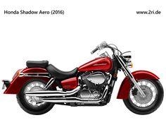Honda Shadow Aero (2016)