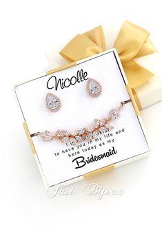 Items similar to Wedding Bracelet Rose Gold plated Bracelet Bridesmaid Bracelet Zirconia Bracelet Wedding Jewelry Bride Bracelet Bridal Jewelry Leaf on Etsy Gold Bridal Earrings, Wedding Bracelet, Rose Gold Earrings, Bridal Necklace, Wedding Earrings, Bracelet Set, Wedding Jewelry Sets, Bridal Jewelry, Etsy Jewelry