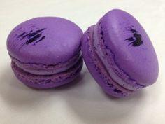 Ube (Purple Yam) French Macarons