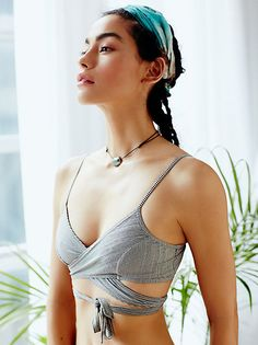 Olympia Activewear Athena Bra at Free People Clothing Boutique