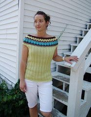 Ravelry: Summer Set by the Sea pattern by Michele Rose Orne