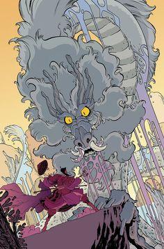 Jim Henson's Storyteller Dragons (2015) Issue #4