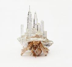 世界はヤドカリの背中にある。 Why Not Hand Over a -Shelter- to Hermit Crabs? | まとめのインテリア - デザイン雑貨とインテリアのまとめ