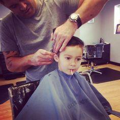 Kiwa! Boys haircut by Aaron Pairama. Duncan Edward- Progressive European Hair Design in Madison, WI. www.duncanedward.com #duncanedward #kidscuts #boyshair