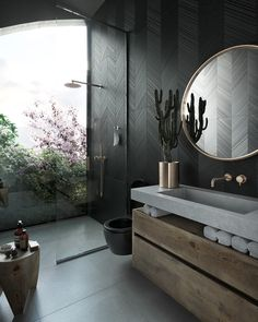 Modern bathroom design 687573068097027782 - Gallery of ODD Architects Creates Sunflower-Inspired Residential Tower for Ecuador – 4 Source by laneaevalovephoto Modern Bathroom Design, Bathroom Interior Design, Interior Decorating, Decorating Ideas, Decor Ideas, Modern Interior, Decor Diy, Interior Livingroom, Design Kitchen