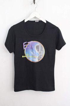 E.T. shirt 1982 vintage t shirt E.T. the Extra Terrestrial 80s