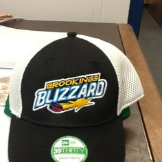 Youth Trucker $20 #BrookingsBlizzard #BlizzGear #hockey #merchandise