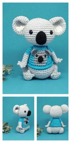 Educational and interesting ideas about amigurumi, crochet tutorials are here. Crochet Elephant Pattern, Crochet Teddy Bear Pattern, Softie Pattern, Crochet Bear, Afghan Crochet Patterns, Amigurumi Patterns, Amigurumi Doll, Free Crochet, Doll Patterns Free