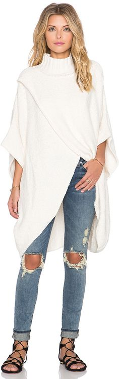 Free People PULL ALL WRAPPED UP