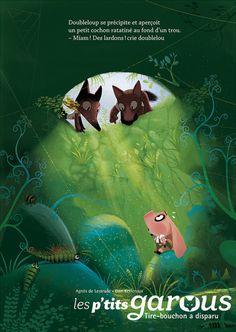 The Art Of Animation Forest Illustration, Children's Book Illustration, Character Illustration, Book Cover Design, Book Design, Kids Story Books, Children's Picture Books, Illustrations And Posters, Illustrators