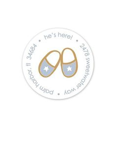Little Jack Address Labels - Stacy Claire Boyd (