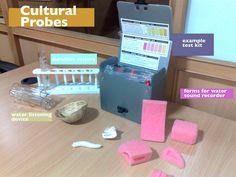 Cultural Probes Cultural Probes, Ux Design, Boards, Culture, Planks, Ui Design