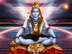 SHIVA ECLIPSE by VISHNU108