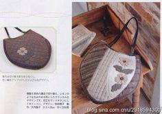 일반적인 가방과는 조금 다른 스타일이죵^^ 색다르게 요런 것도 한번씩 어떨까 생각하며 올립니다.마음에 ... Japanese Patchwork, Japanese Bag, Patchwork Bags, Quilted Bag, Quilt Patterns, Sewing Patterns, Embroidered Bag, Applique Quilts, Free Sewing