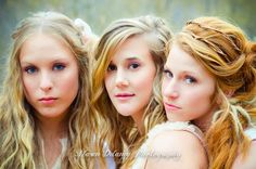 Inspiration: Bohemian Bridal Hair  Photography by Maren Delaney Hair Pieces by ww.bethanylorelle.com