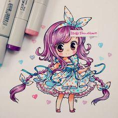 Chibi Art
