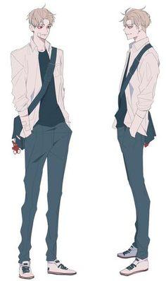 Новости characters anime art, character art и anime guys Korean Anime, Korean Art, Handsome Anime Guys, Hot Anime Guys, Anime Girls, Character Concept, Character Art, Poses Manga, Image Manga
