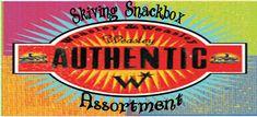 Skiving Snackbox Label