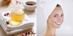 Una ricetta esclusiva di origine marocchina per i capelli sfibrati e opachi: ogni quindici giorni un impacco di olio di mandorle, cocco e ricino. Lascialo in posa un'ora, avvolgendo il capo con un asciugamano caldo. Poi fai due passate di shampoo per eliminare ogni residuo. Ridà forza e lucentezza.  -cosmopolitan.it
