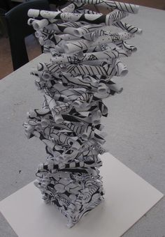 16 Tube Sculptures Ideas Sculpture Sculptures Sculpture Art