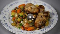 Krieltjes Bonne Femme - recept | 24Kitchen