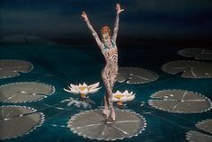 """Moira Shearer as a dragonfly in a new restoration of the 1951 film """"The Tales of Hoffmann,"""" beginning a one-week run at Film Forum on Friday. Credit"""