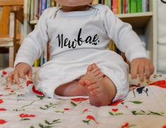 Newborn Onesies, Toddler Humor, Baby Gown, Little Fashion, Inspiration For Kids, New Moms, Gifts For Kids, Kids Outfits, Parents