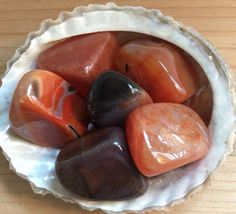 Fire Agate Healing Stone Proctective Spiritual by SoulswithHeart