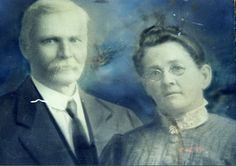 Wesley and Luella Davidson, parents of Roy Davidson. Luella Jane was probably the owner of the Davidson Farm at Doyon. Parents, My Love, Pictures, My Boo, Fathers, Photos, Photo Illustration, Raising Kids, Resim