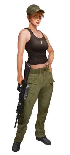 http://borjapindado.deviantart.com/art/Soldier-Nosolorol-360864086
