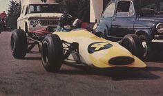 1969 Carlos Reutemann,  BWA Fiat Formula 2