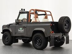 This Is The Closest You'll Find To A Land Rover Defender Autobiography - CarBuzz