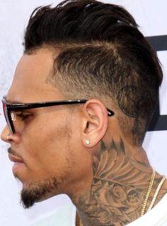 Chris Brown Hairstyle Chris Brown Hair New Chris Brown Chris Brown Style