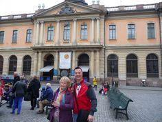 Alfred Nobel Museum - Stockholm, Sweden