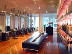 Ted Gibson Salon (NYC) ..next time I go I hope Ted is in!