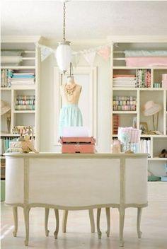 organized office space | inspiration: organization | pinterest