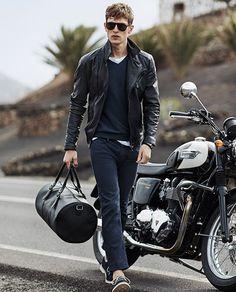 .:Casual Male Fashion Blog:.(retrodrive.tumblr.com)current trends | style | ideas | inspiration | non-flamboyant