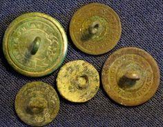 ButtonShop.ca - Gilt Buttons