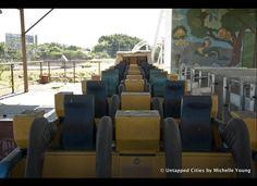 Untapped Cities: Terra Encantada, An Abandoned Theme Park In Rio De Janeiro (PHOTOS)