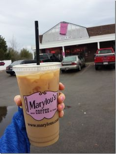The BEST Iced Coffee