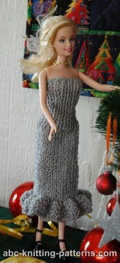 Barbie abito