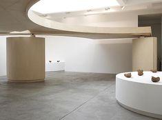 Gabriel Orozco - Shade Between Rings of Air after Carlo Scarpa, architect: biennale sculpture garden, giardino delle sculture, venice 1950